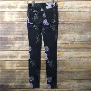J Brand Jeans - Skinny floral denim J BRAND 620 Multi color jeans